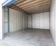 Empty garage Royalty Free Stock Images