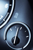 Empty gauge Royalty Free Stock Images