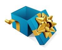 Empty Gift Box Stock Photos
