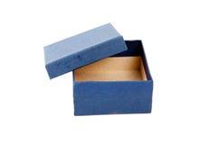 Empty gift box Stock Image
