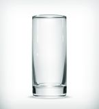 Empty Glass Royalty Free Stock Image