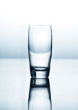 Empty glass Stock Photography