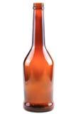 Empty glass bottle Royalty Free Stock Image