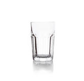 Empty glass isolated Royalty Free Stock Images