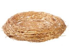 Empty golden nest Royalty Free Stock Photos
