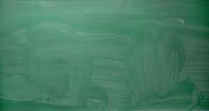 Empty green chalkboard or blackboard Royalty Free Stock Photo