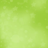 Empty green christmas background or texture. Stock Image