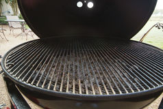 Empty Grill Stock Images