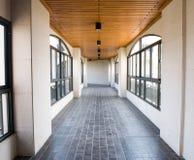 Empty hall Stock Photography
