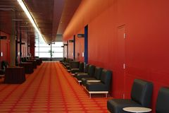 Empty Hall. royalty free stock images