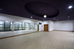 Empty hall interior Royalty Free Stock Photos