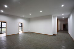 Empty hall interior Stock Photography