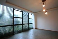 Empty hall interior Stock Photo
