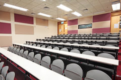 Empty hall for presentation Stock Images