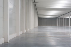 Empty hall Royalty Free Stock Images