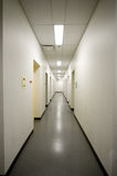Empty Hallway Royalty Free Stock Photo