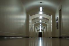 Empty Hallway Stock Image