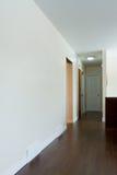 Empty hallway interior Stock Image