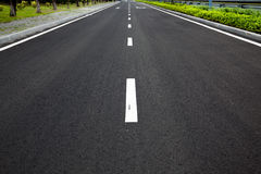 Empty highway Royalty Free Stock Image