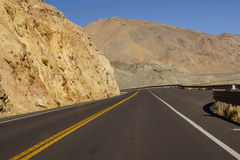 Empty highway Royalty Free Stock Photography