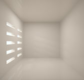 Empty Home Interior Stock Photo