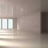 Empty Home Interior Royalty Free Stock Photo