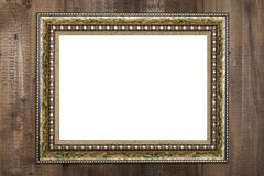 Empty Horizontal Frame Stock Image
