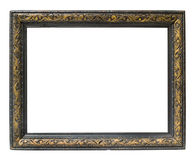 Empty horizontal picture frame Stock Photo
