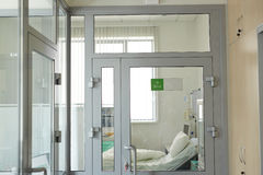 Empty hospital room Royalty Free Stock Photo
