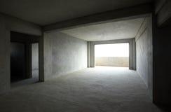 Empty House Stock Photo