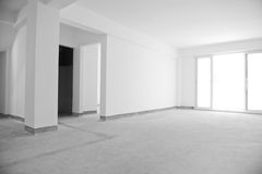 Empty house Royalty Free Stock Photos