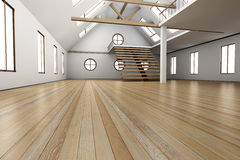Empty House Stock Photography