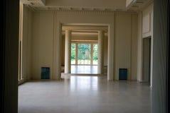Empty House. The ground floor of an empty luxury house Stock Image