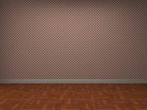 Empty house Stock Image