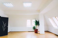 Empty house interior Royalty Free Stock Images