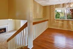 Empty house interior. Royalty Free Stock Photo