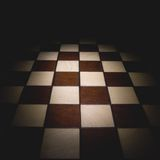 Empty ideas. Chess board. This background image Royalty Free Stock Photo