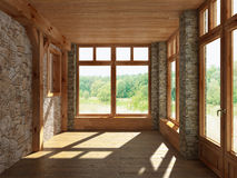 Empty interior Royalty Free Stock Images