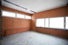 Empty interior Royalty Free Stock Photos