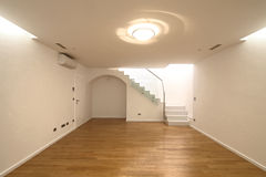 Empty Interior of Apartment Stock Images