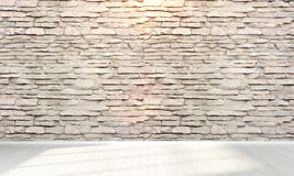 Empty interior . 3D render Stock Photo