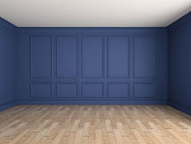 Empty interior 3d rendering Stock Photography