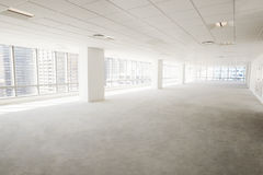 Empty Interior Of Modern Corporate Office Royalty Free Stock Photography