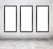 Empty interior room Stock Photography