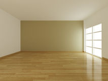 Empty interior room space Royalty Free Stock Photo