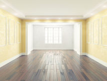 Empty interior Royalty Free Stock Image