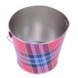 Empty iron bucket Stock Photography