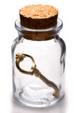 Empty jar Stock Images