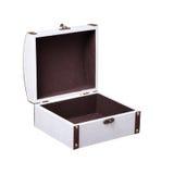 Empty jewellery case Royalty Free Stock Photos