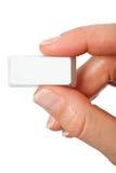empty key rectangular Arkivbild